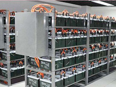 關于蓄電池電池的工作特點