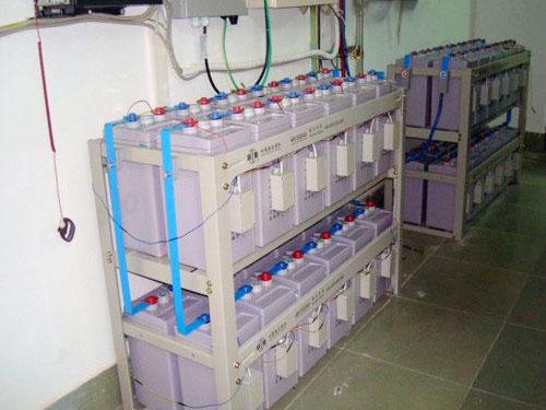 如何進行蓄電池活化?